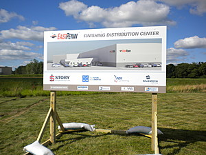 Groundbreaking For Industrial Expansion In Oelwein