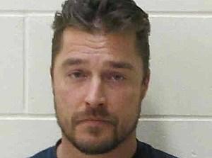 Chris Soules.  Photo from Buchanan County Sheriff