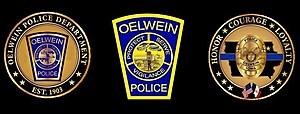 oelwein pd badges